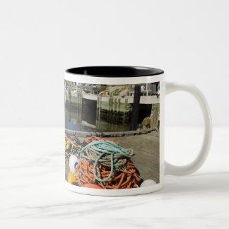 Peggy's Cove, Nova Scotia, Canada 2 Two-Tone Coffee Mug