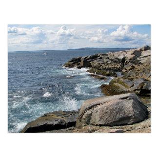 Peggy's Cove, Nova Scotia Canada Postcard