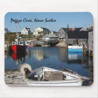 Peggys Cove, Nova Scotia Mouse Mat