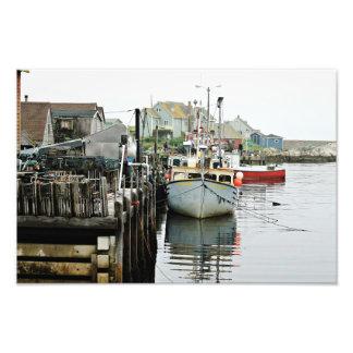 Peggy's Cove Nova Scotia Photo