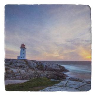 Peggy'S Cove | Nova Scotia Trivet