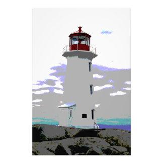 Peggy's cove photo  print lighthouse  Nova Scotia