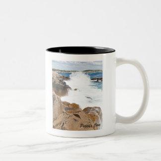 Peggy's Cove Wave Mug