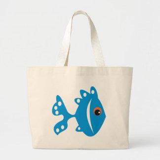 peixe azul bags