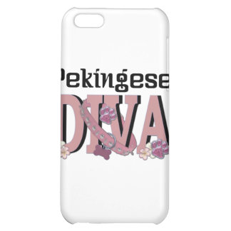 Pekingese DIVA Cover For iPhone 5C