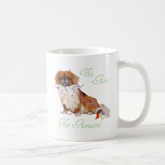 Pekingese is Not Amused Coffee Mug