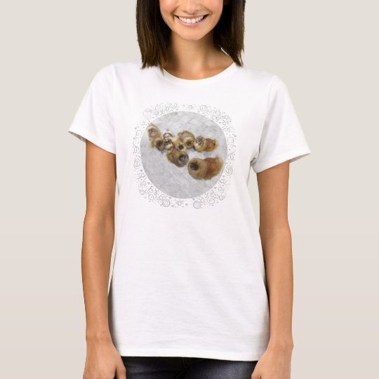 Pekingese Love - Customise it! T-Shirt