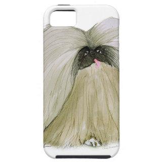 Pekingese, tony fernandes iPhone 5 case