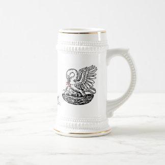 Pel-Chiv-MoD Beer Stein