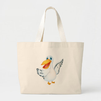 Pelican Jumbo Tote Bag