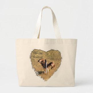 Pelican Bathtime; Mexico Souvenir Jumbo Tote Bag