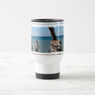 Pelican Beach Bums; 2012 Calendar Coffee Mug