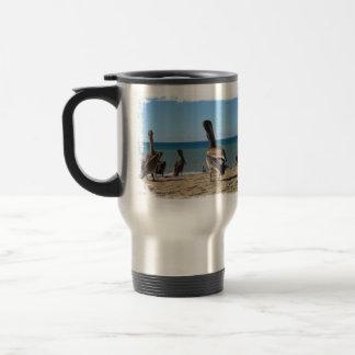 Pelican Beach Bums Mug