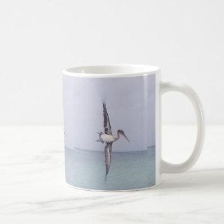 Pelican Beach Coffee Mug