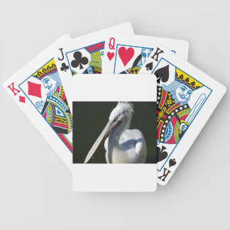 Pelican Bicycle Playing Cards