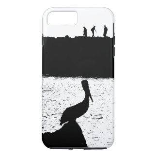 Pelican Bird Wildlife Animal Beach iPhone 7 Case