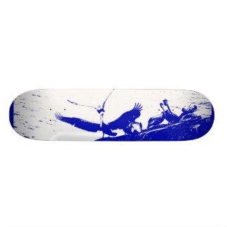 Pelican Birds Wildlife Animals 21.6 Cm Old School Skateboard Deck