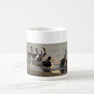 Pelican Birds Wildlife Animals Coffee Mug