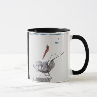 Pelican Bouy Mug