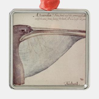 Pelican, c.1590 christmas ornament