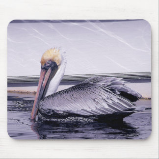 Pelican Gliding Mouse Pad
