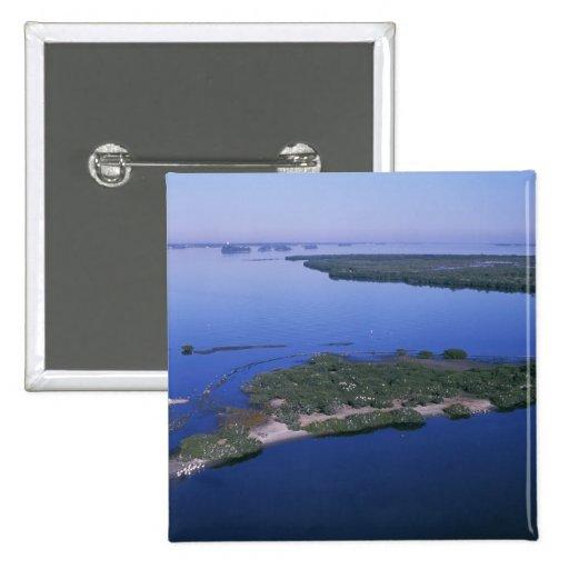 Pelican Island Pins