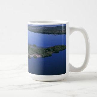 Pelican Island Basic White Mug