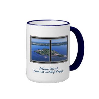 Pelican Island Wildlife Refuge Coffee Mug
