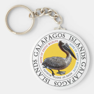 Pelican Key Ring