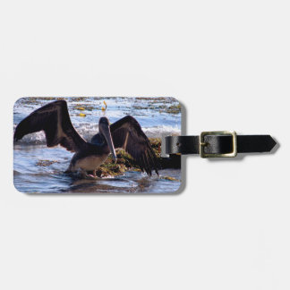 Pelican Luggage Tag