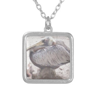 pelican custom necklace