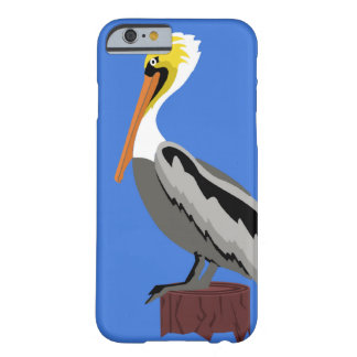 Pelican on a Piling at the Dock Barely There iPhone 6 Case