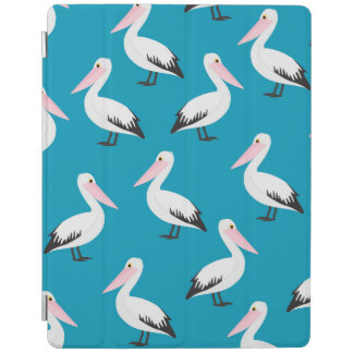 Pelican pattern iPad cover