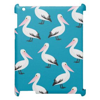 Pelican pattern iPad covers