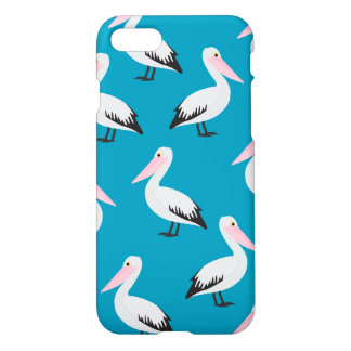 Pelican pattern iPhone 8/7 case