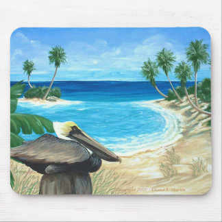 Pelican Point Mouse Mat