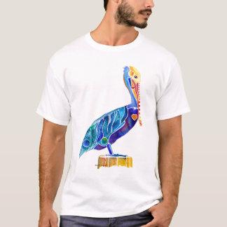 Pelican,T Shirt, Pelican Tee Shirt, Original Art