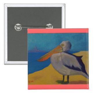 Pelican Watch 15 Cm Square Badge