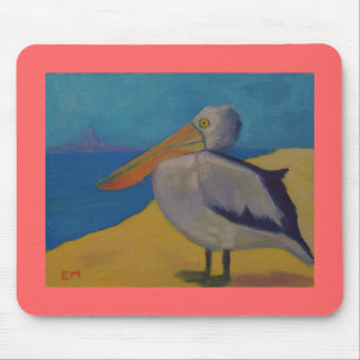 Pelican Watch Mouse Pad
