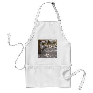 Pelicans #4 apron