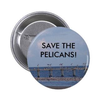 PELICANS PIN