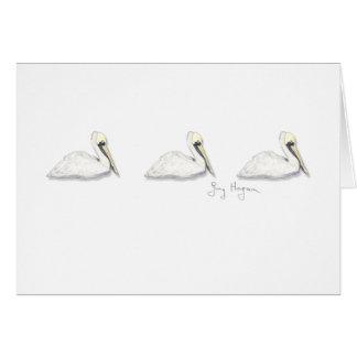 Pelicans Cards
