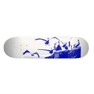 Pelicans Skateboard