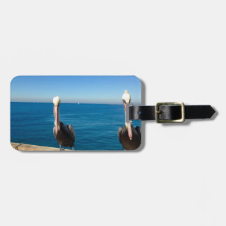 Pelicans Tags For Bags