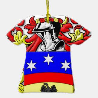 Pellegrino Coat of Arms Ornaments
