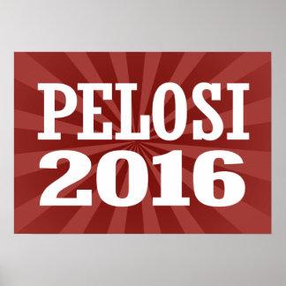PELOSI 2016 POSTERS