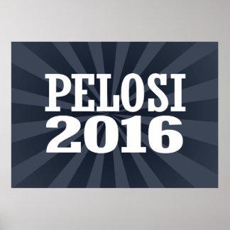 PELOSI 2016 POSTER