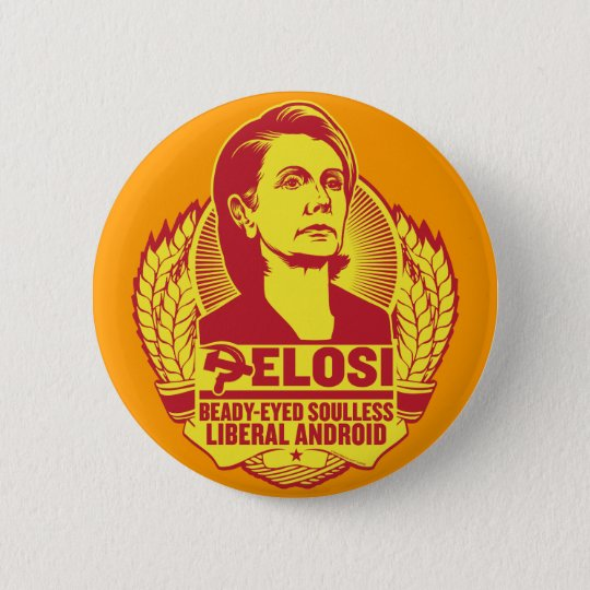 Pelosi Button