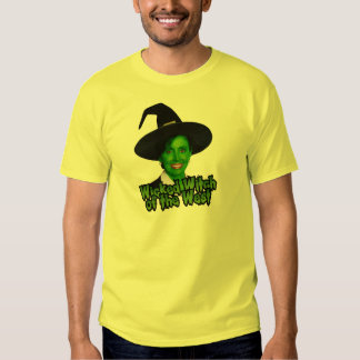 Pelosi Wicked Witch of the West Shirt