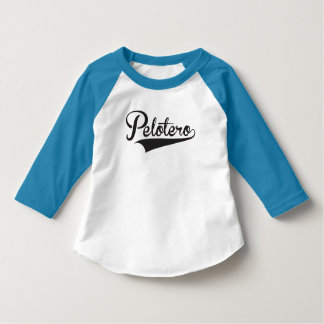 Pelotero™ Cuban Baseball Toddler Raglan T-Shirt